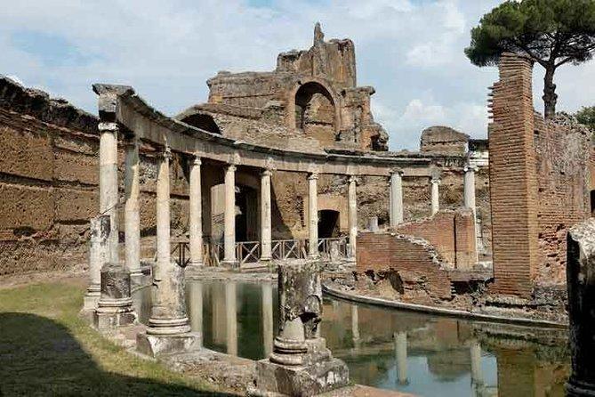 Tivoli, Villa d' Este & Hadrian's Villa Private Guided Tour