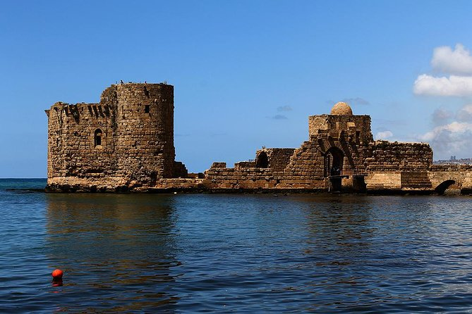 Tyre, Sidon and Maghdouche Day Trip from Beirut