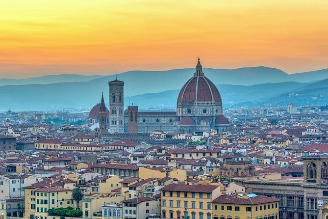 Early Bird Florence Walking Tour & Uffizi Gallery Visit (Reserved entrance)