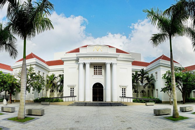 Skip the Line: Museo de Arte de Puerto Rico Admission Ticket