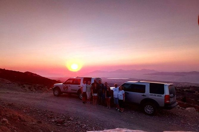 Uncharted Escapes: Land Rover Sunset Safari Kos