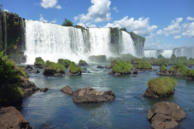 Brazilian Side of Iguassu Falls Half-Day Sightseeing Tour from Puerto Iguazú photo 6