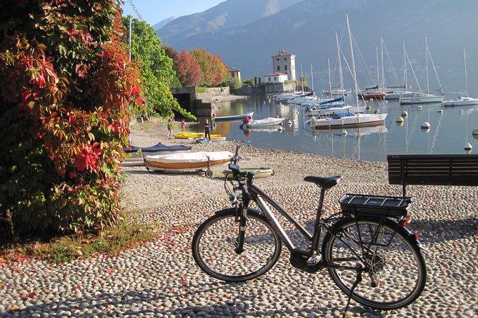 E-Bike Tour da Bellagio con degustazioni e Villa Melzi