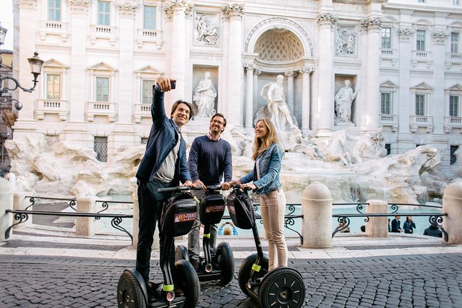 Rome Segway Tour: City Highlights