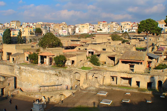Ancient Herculaneum Small Group Tour with Skip-the-Line Access photo 3