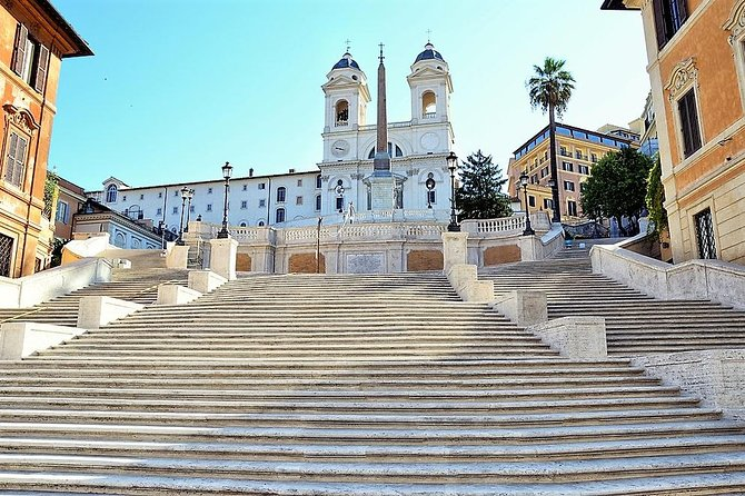 Heart of Rome Walking Tour with Gelato | Semi-Private and Private Options