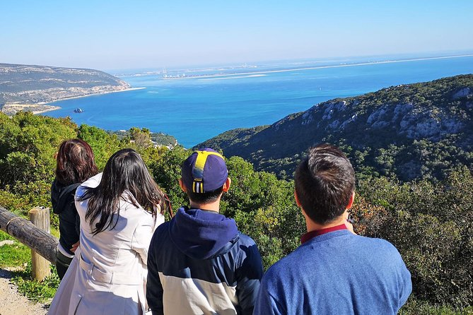 Arrabida Natural Park with Wine Tasting Private Day Trip from Lisbon
