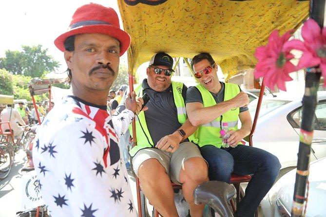 Old Delhi Rickshaw Tour