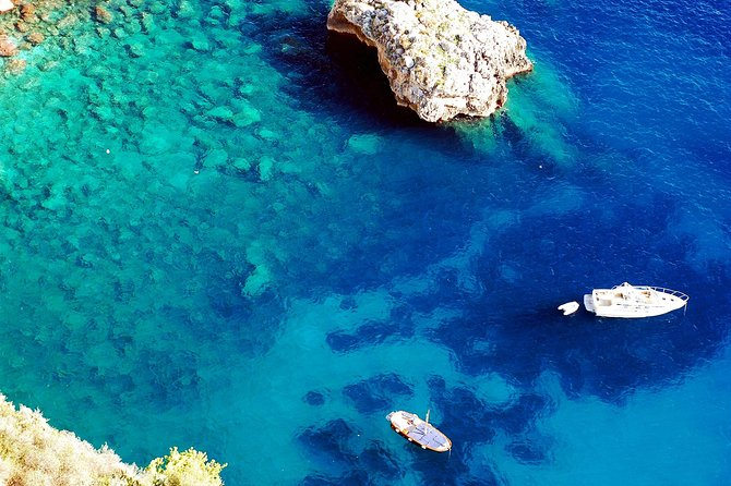 Capri by Sea Private Boat Excursion