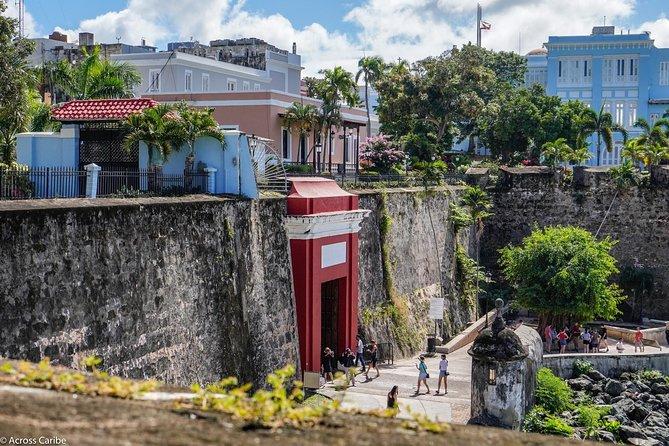 Unique Walking Tour through Old San Juan