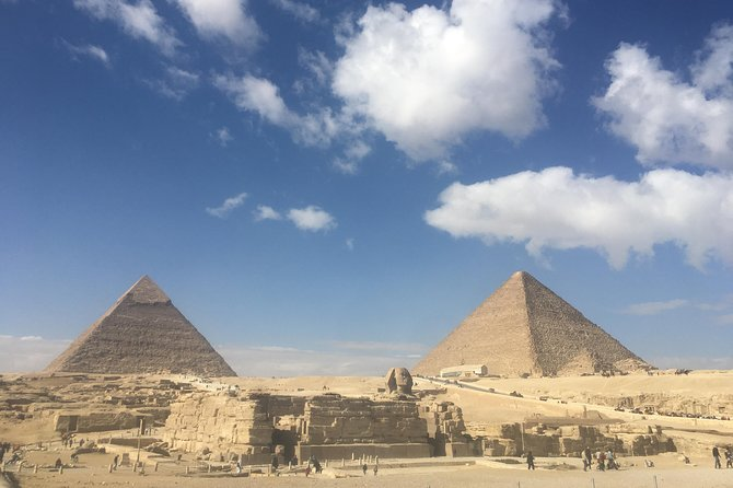 Full-Day Giza Pyramids and Egyptian Museum Private Tour