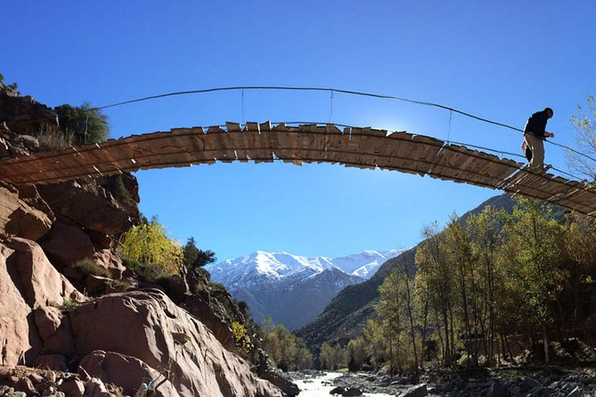 Guided Day Trip From Marrakech to High Atlas & Ourika Valley