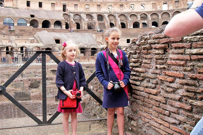 Kid-Friendly Colosseum Tour with Skip-the-Line Tickets Forums & Specialist Guide photo 2