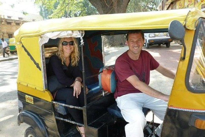 Taj Mahal Tour By Auto Or Rikshaw