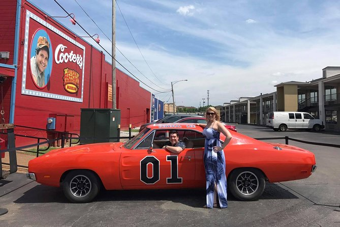 Cooter's Place Nashville Tennessee Dukes of Hazzard Museum Photo & T-Shirt Combo