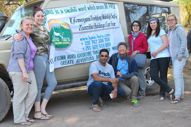 Kuwa Huru Tanzania Adventure is the Premier Outfitters for Kilimanjaro trekking,wildebeest migration,wildlife adventures,cultural tourism,walking and sightseeing