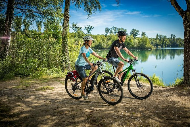 Electric Supported mountain biking