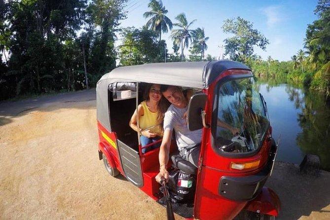 Tuk Tuk Rent In Sri Lanka