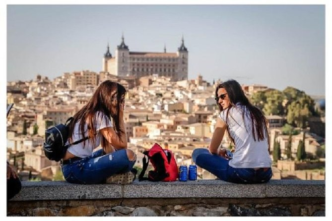 Toledo Full-Day Walking Tour with Guide from Madrid