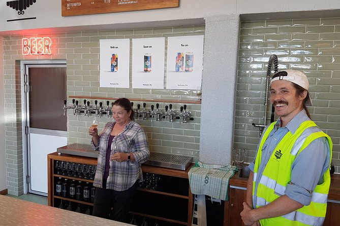 Private Wellington Craft Beer Half Day Tour