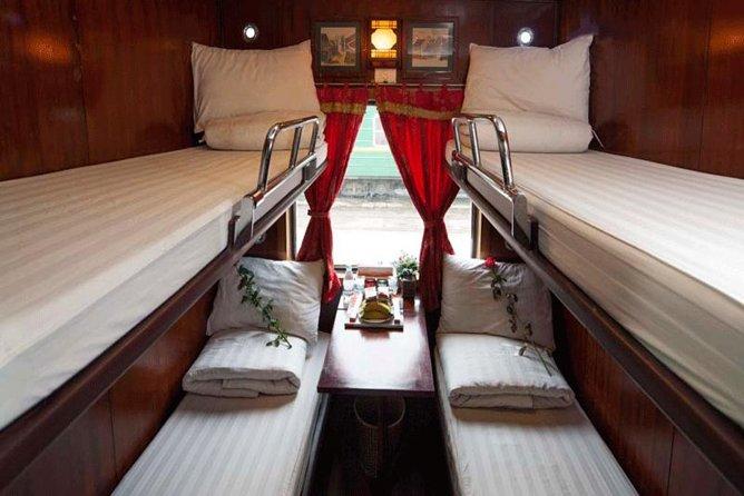 Overnight Train Hanoi To Sapa Or Return