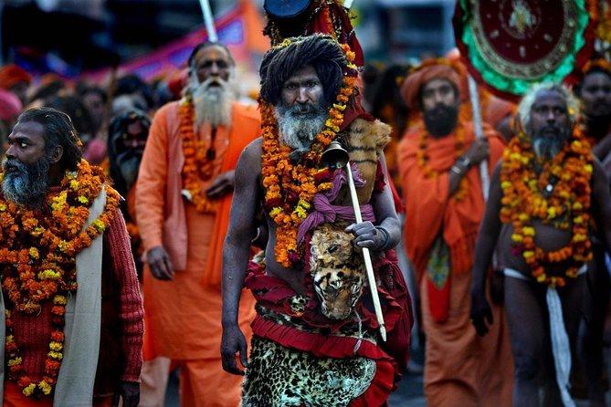 6-Day Kumbha Fair Experience with Varanasi Tour