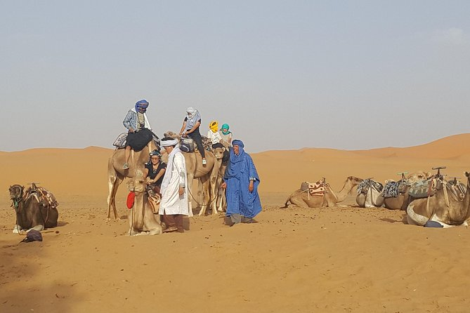 5 Days private tour from Marrakech to Fes Via Desert