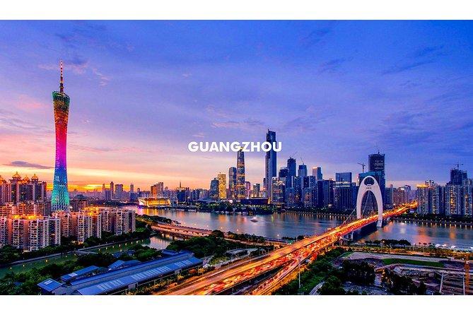 2 days Guangzhou private tour