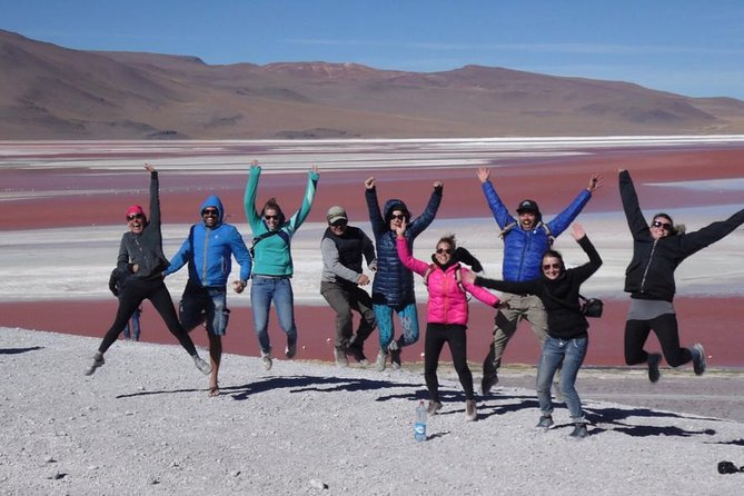 Uyuni and the Andes Cross-Country Multi-Day Tour