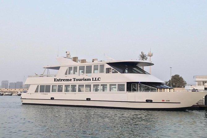 Abu Dhabi Yacht Dinner Cruise With Transfers