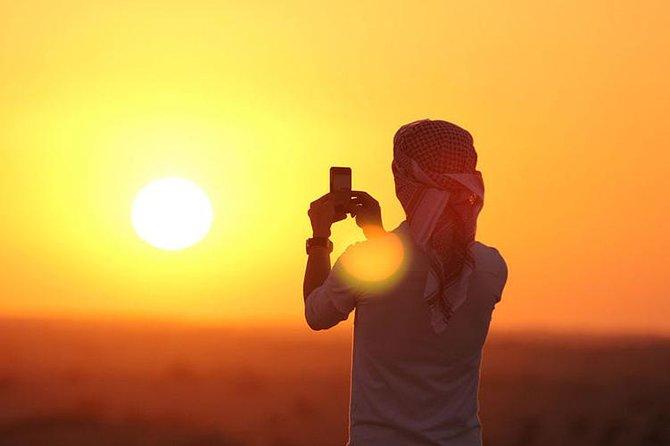 Private Sunrise Desert Safari Tour from Abu Dhabi