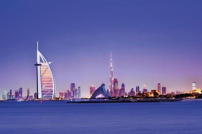Dubai Day Tour from Abu Dhabi