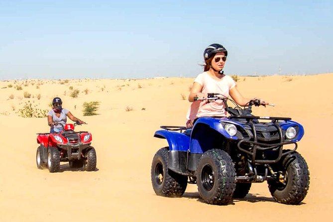 Abu Dhabi Quad Bike Tour