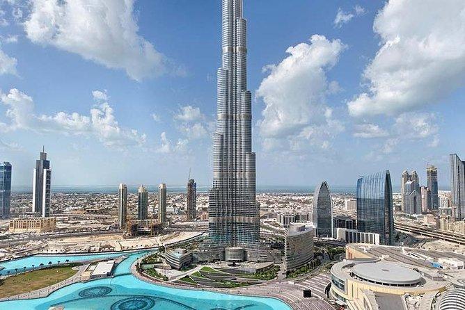 Dubai Day Tour from Abu Dhabi with BURJ KHALIFA