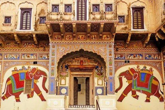 Explore Shekhawati (Mandawa) From Jaipur