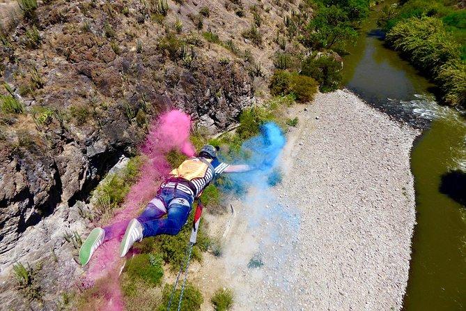 Bungee Jumping Adventure from Querétaro