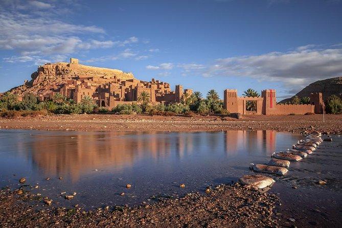 4 Days private tours from Marrakech to Merzouga Desert - Camel trek experience