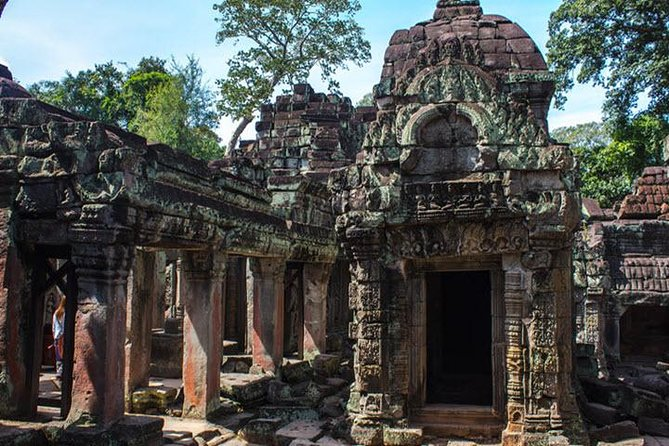 Banteay Srei-Grand Tour Full Day - Small Group