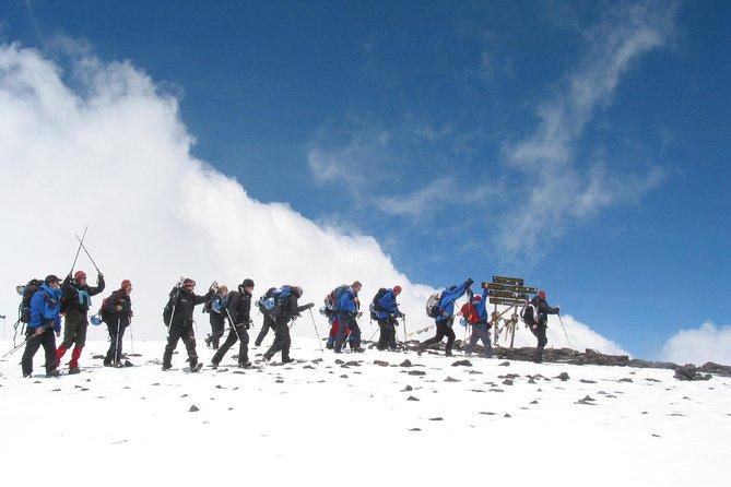 Kilimanjaro Climb | Signature Machame Route | ™Tusker Trail 10 Day Premium Tour