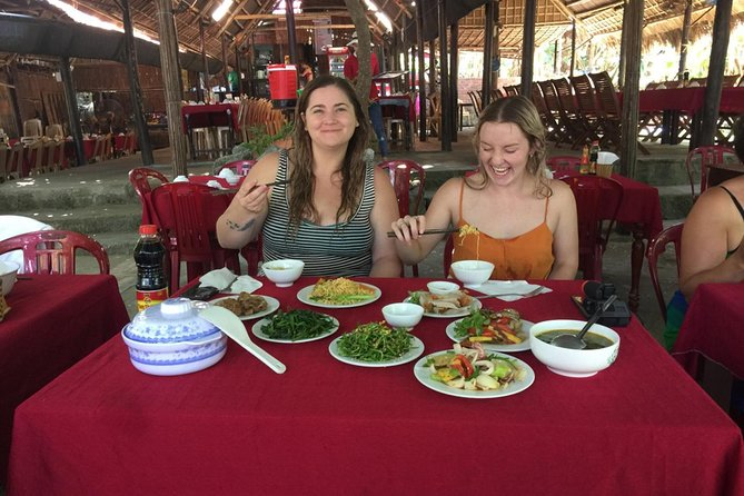 Full-day Cham Islands Cruise from Hoi An with Underwater Walking Excursion
