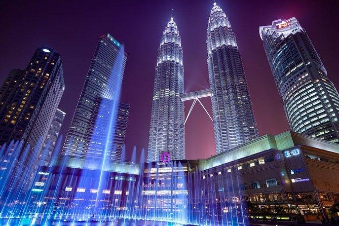 Glittering Night : Kuala Selangor Fireflies & KLCC Lake Symphony Tour
