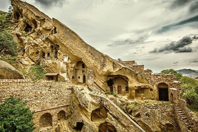 David Gareja Complex, Sighnaghi and Bodbe Monastery from Tbilisi : Private Tour