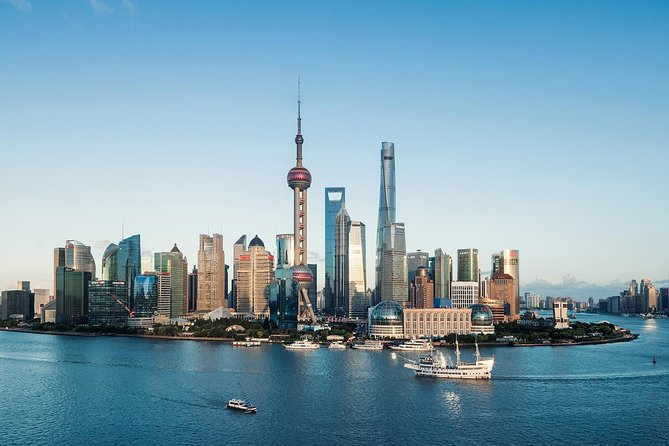 Private Full-Day Tour: Shanghai Past and Present