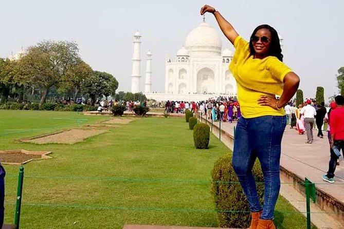 Private Taj Mahal Agra City Tour