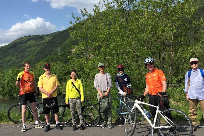 Onsen Town Cycling Tour in Nagano(Group)