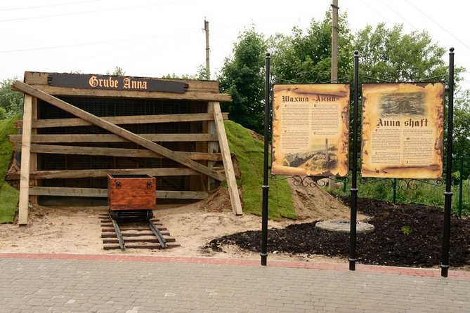 See the World's Biggest Amber Reserve - Amber Mine Private Tour from Kaliningrad