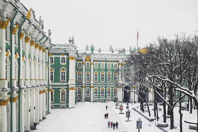 The Hermitage museum & Impressionists