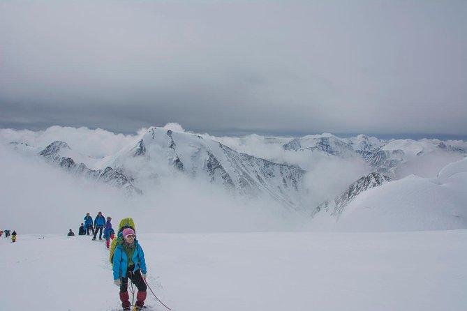 Kharkhiraa Turgen Mountain Climbing