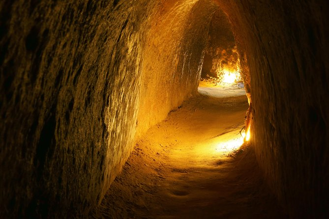 Cu Chi Tunnels and Saigon City tour in the afternoon Full Day