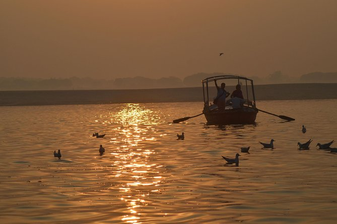 Spiritual Morning Boat Trip with Spiritual Journeys India